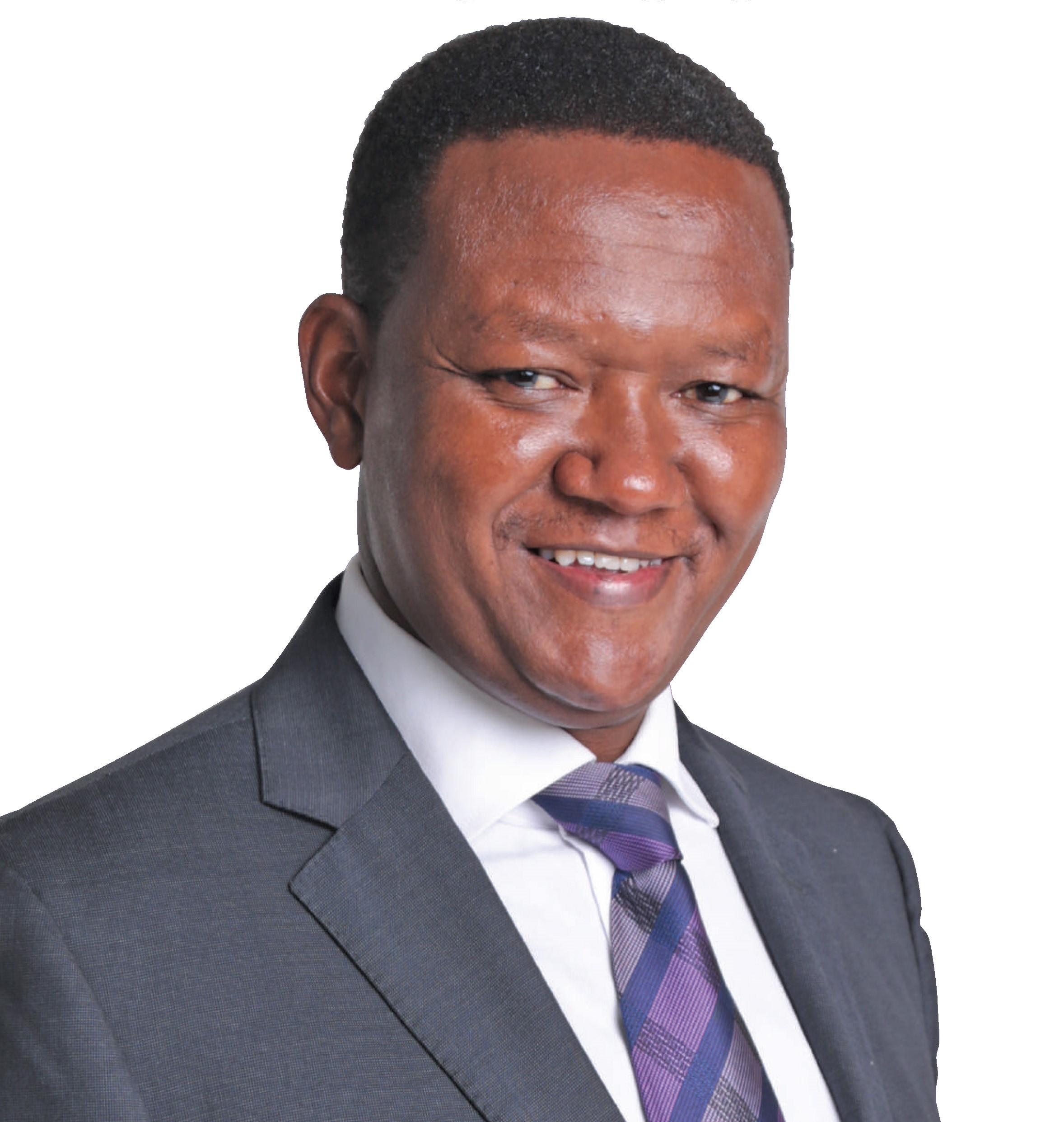 H.E Dr. Alfred N. Mutua, EBS, EGH.