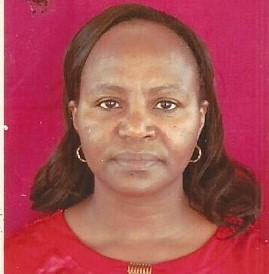 Ruth Mutua Passport Scan