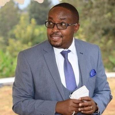Waziri Dr Ancent Kituku